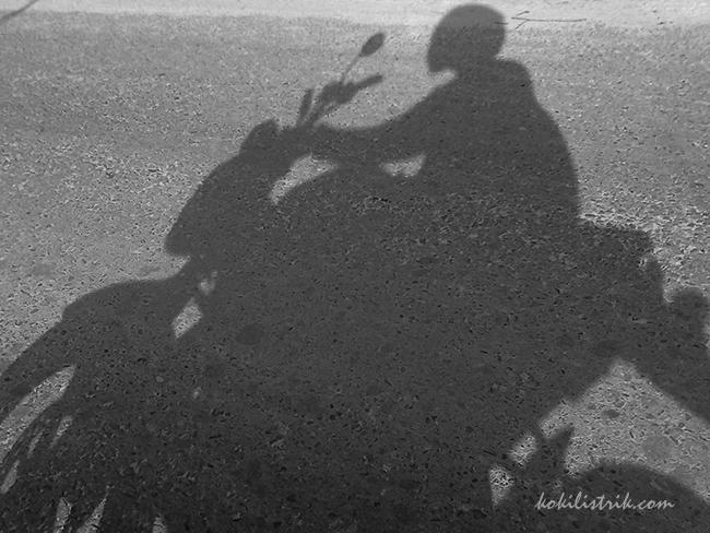 """""""Jangan tanya kenapa saya suka naik motor, melajulah bersamaku dan temukan jawabannya!"""""""